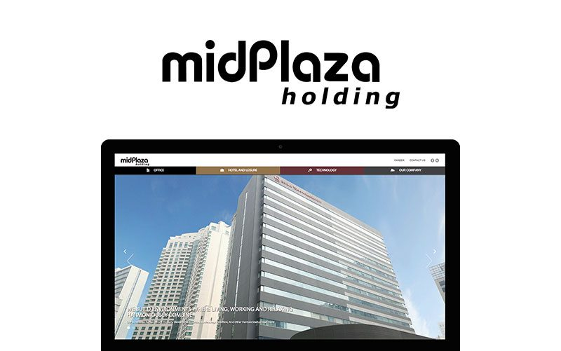Midplaza Holding Website